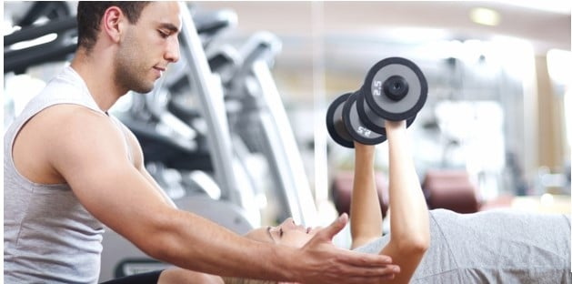 Personal Trainers in Gyms