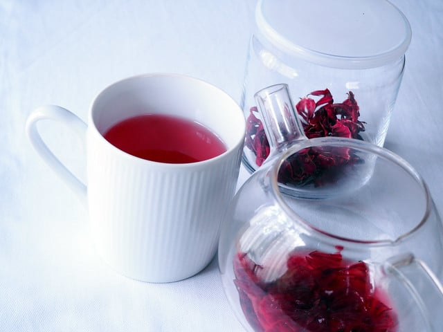 Hibiscus Tea- Weight Loss Tea