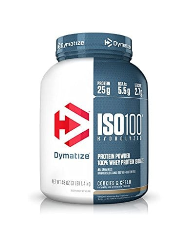 Dymatize ISO- Best Protein Powder for Weight Loss