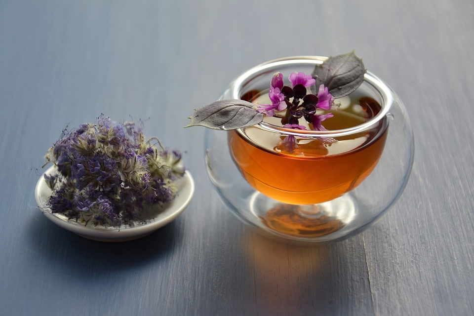 Lavender tea- Best Teas For Weight Loss