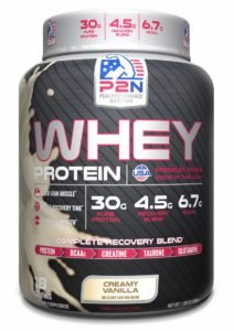 P2N Peak Performance- Protein Powder for Weight Loss