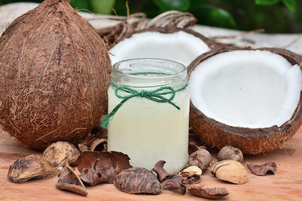 Coconut Oil- Best Stye Remedies