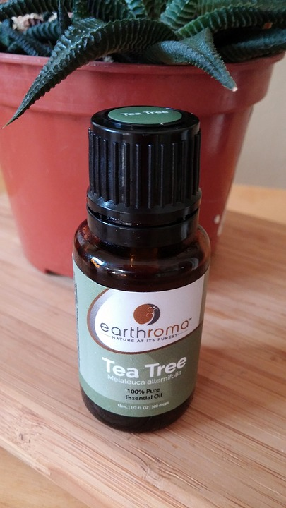 Tea Tree Oil- Stye Remacedies