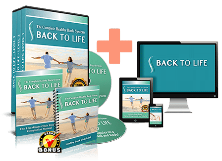Back to life- Healthy Back system